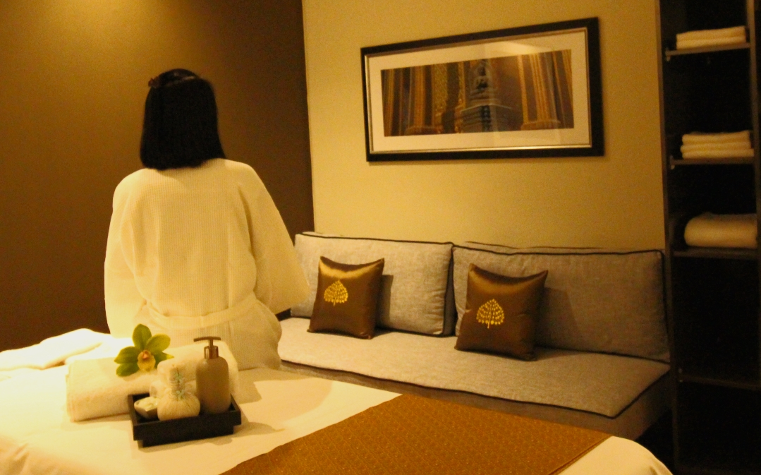 What to expect from a Thai Touch Signature Oil Massage…