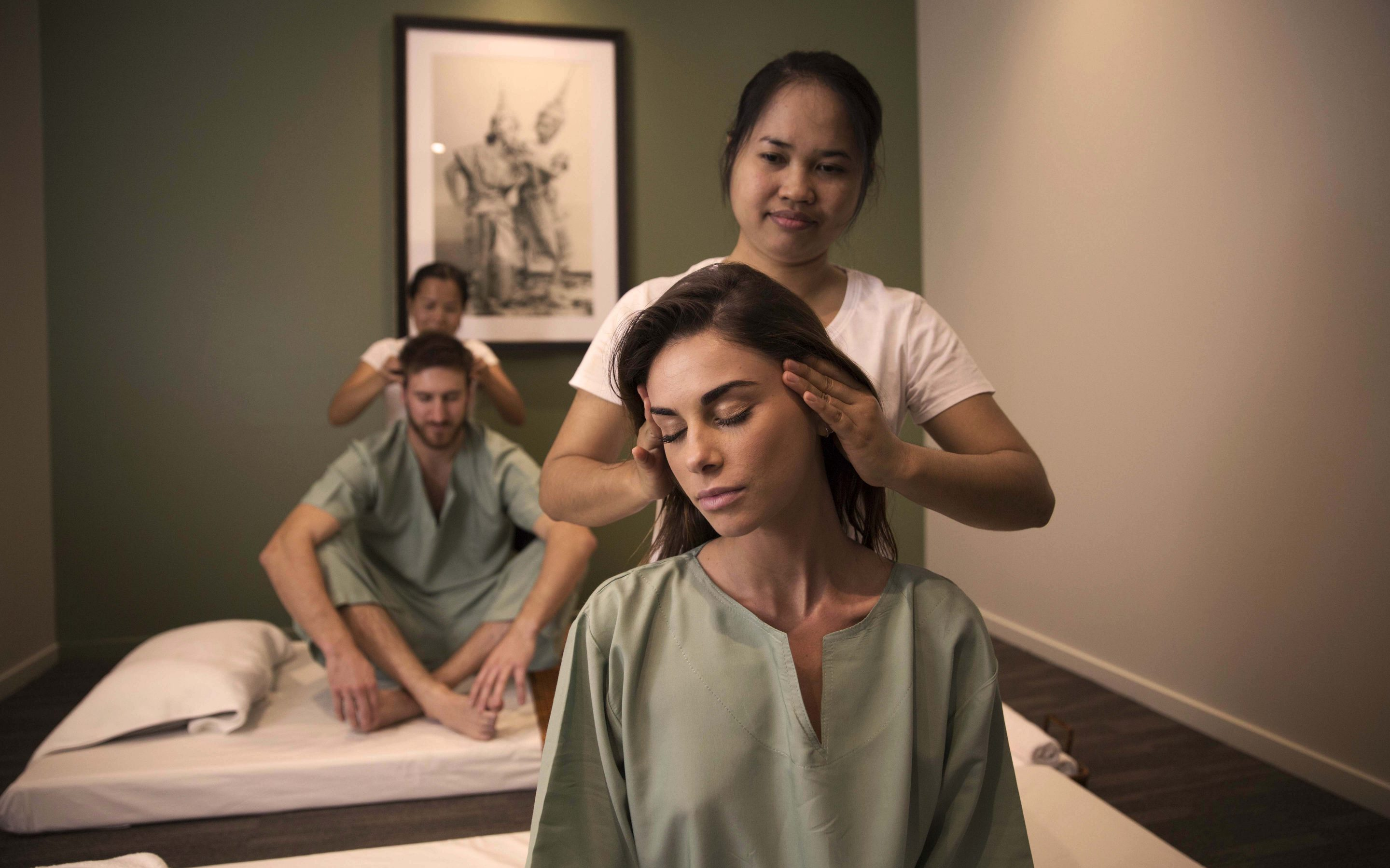 What to expect from a Traditional Thai Massage…